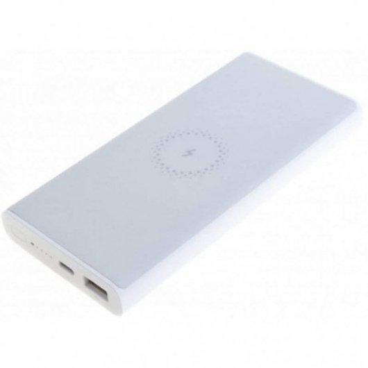 iaomi mi wireless power bank mah blanca mejor precio