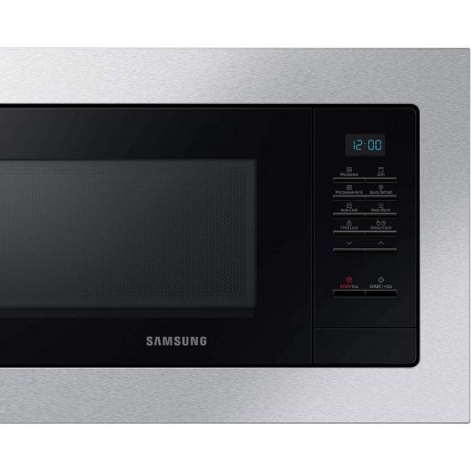 samsung mgact microondas integrable con grill l w bcce cbf e ba cabab min