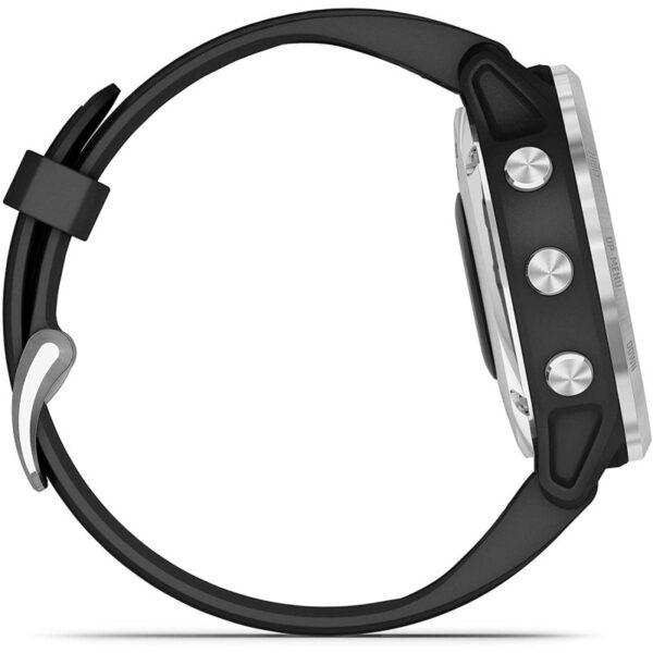 garmin fenix s solar smartwatch plata negro caracteristicas