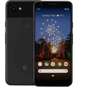 Google Pixel 3A 4G 64GB 4GB RAM negro