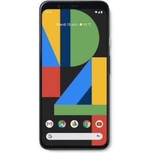 Google Pixel  XL Negro phoneando