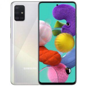Samsung Galaxy A Blanco