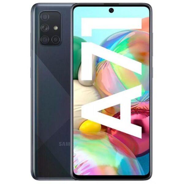 Samsung Galaxy A negro