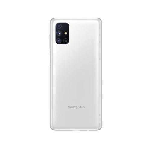 Samsung Galaxy M SM MF White back