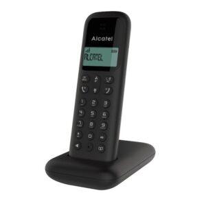 alcatel telefono dec d negro