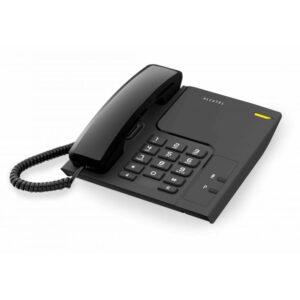 alcatel telefono fijo compacto t negro