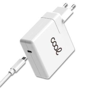 cargador universal red cool para apple macbook  air  pro  ipad  w usb c  min