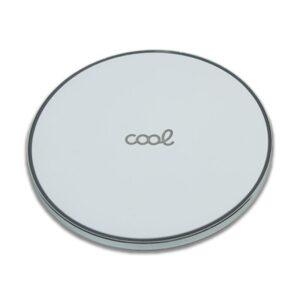 dock base cargador smartphones inalambrico qi universal cool carga rapida blanco
