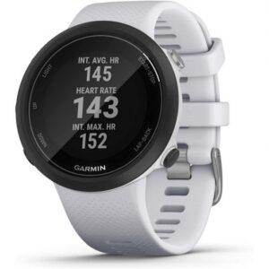 garmin swim  smartwatch blanco