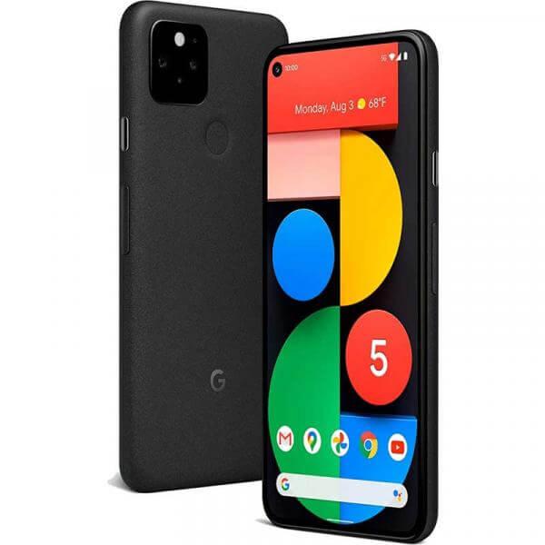 google pixel  just black de