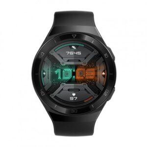 huewei watch gt e graphite black