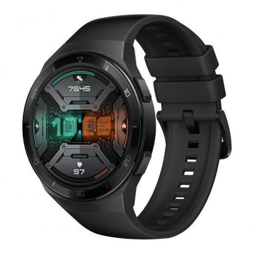 huewei watch gt e graphite black comprar