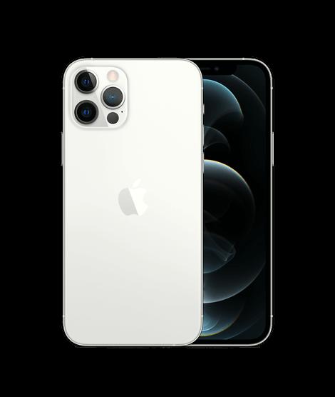 iphone  pro silver hero
