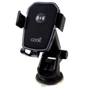 soporte universal para coche carga inalambrica qi cool