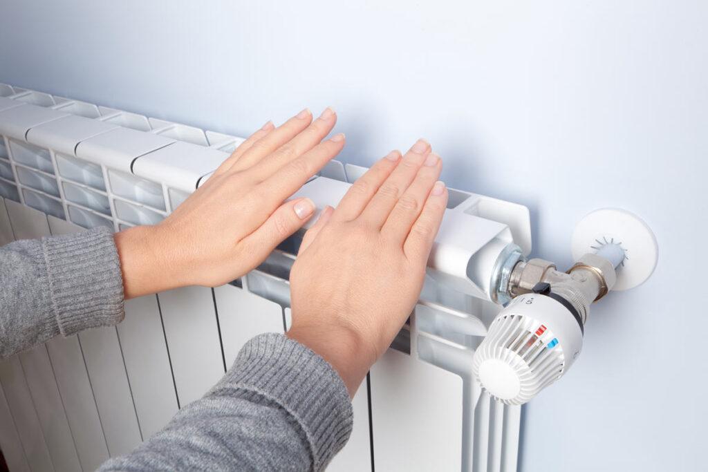 calefaccion electrica gas