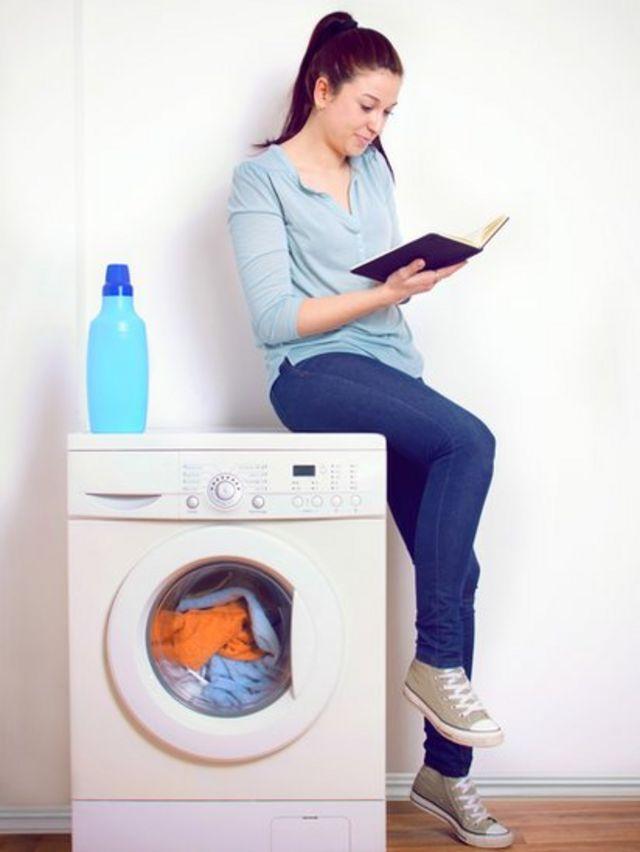 como poner lavadora