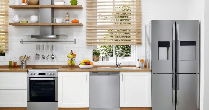 como adaptar los electrodomésticos a la cocina