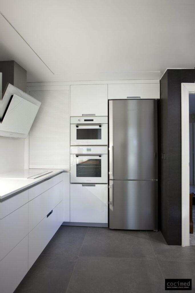 adaptar los electrodoméstico cocina