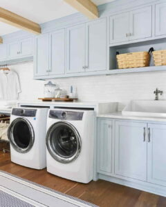 Cómo limpiar una lavadora con bicarbonato y vinagre