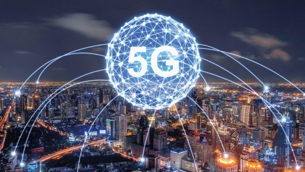 el 5G y para que sirve