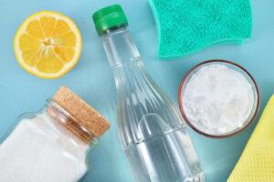 Limpiar lavadora con vinagre y bicarbonato