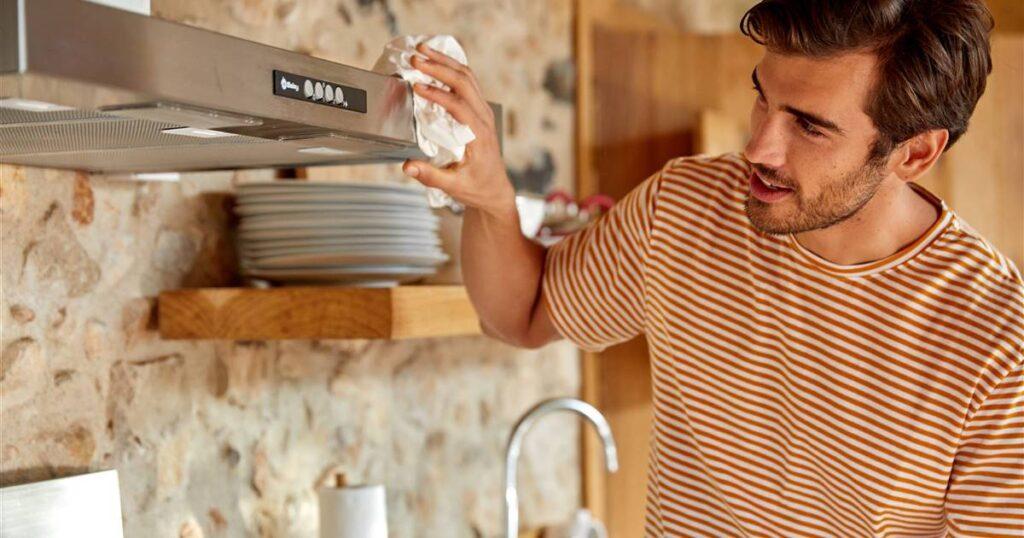 Como limpiar campana cocina vinagre