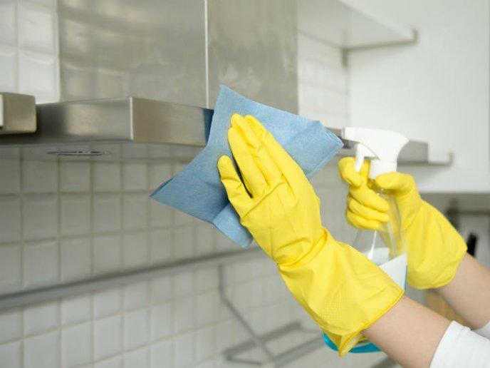 Como limpiar campana de cocina con vinagre