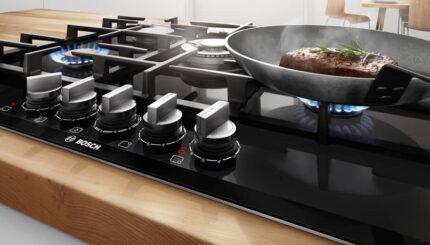 Tipos de placas de cocina