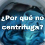 Lavadora no centrifuga que puedo hacer